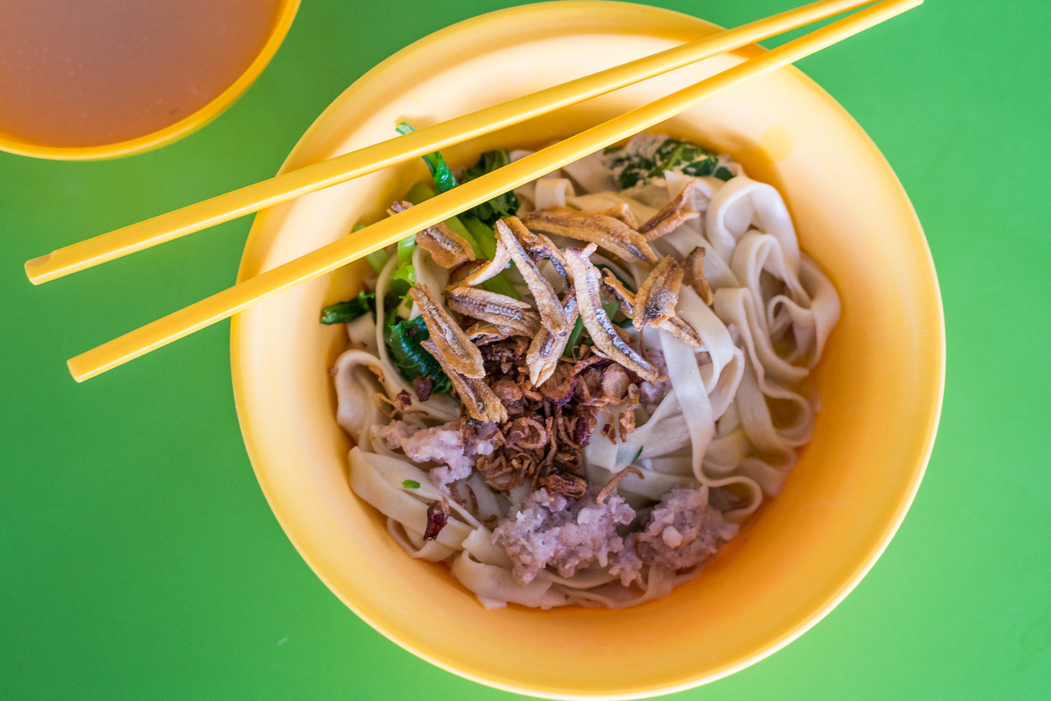 Ultimate Bedok Food Guide: Bedok Zhong Xing Ban Mian