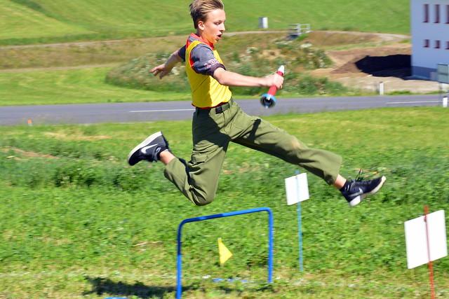 Jugend und Aktiv Abschnittsbewerb in Schenkenfelden 2017