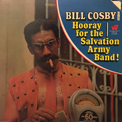 BILL COSBY:HOORAY FOR THE SALVATION ARMY BAND(JACKET A)
