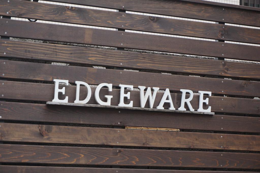 EDGEWARE(小竹向原)