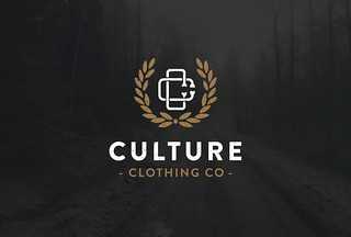 Culture Clothing Co | by SantiagoDesign.com
