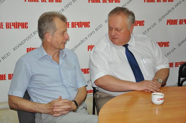 Микола Хлапук Володимир Хомко