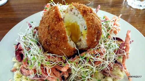 Retro Scotch Egg
