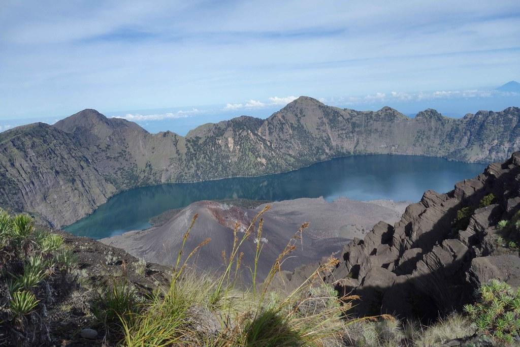 Rinjani - Jour 2 - Crater 2