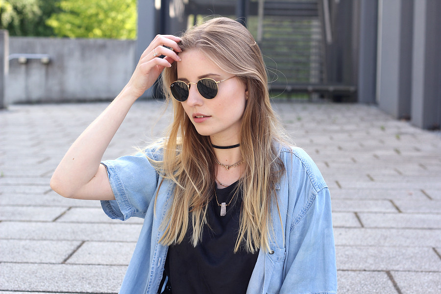 outfit blogparade 7girls7styles festival sommer look