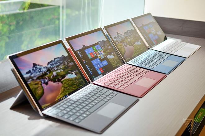 Đừng gọi Surface Pro mới là tablet, Microsoft sẽ buồn đấy