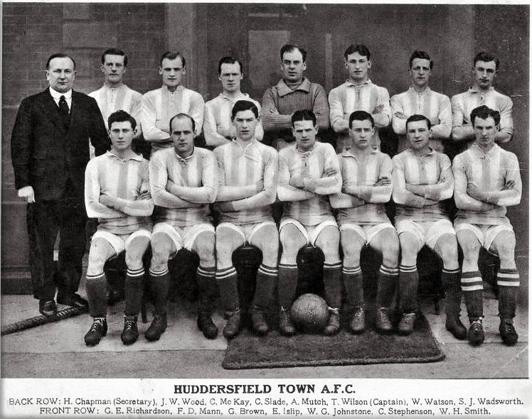Huddersfield Town 1922