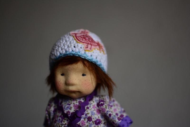 Willow OOAK doll by Maria Asenova