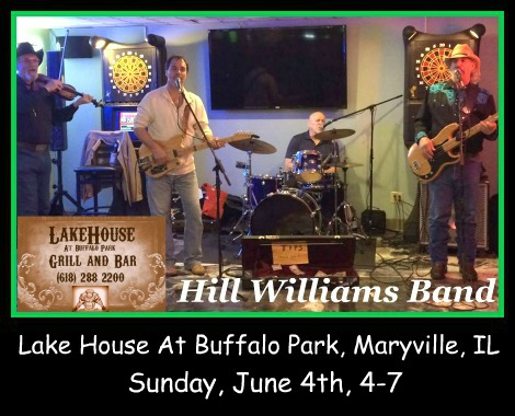 Hill Williams Band 6-4-17