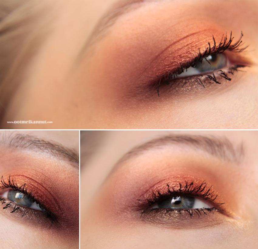 bronze goddess makeup