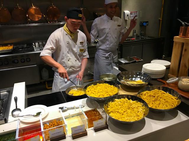Lemon Garden Shangri-La - Pasta Station
