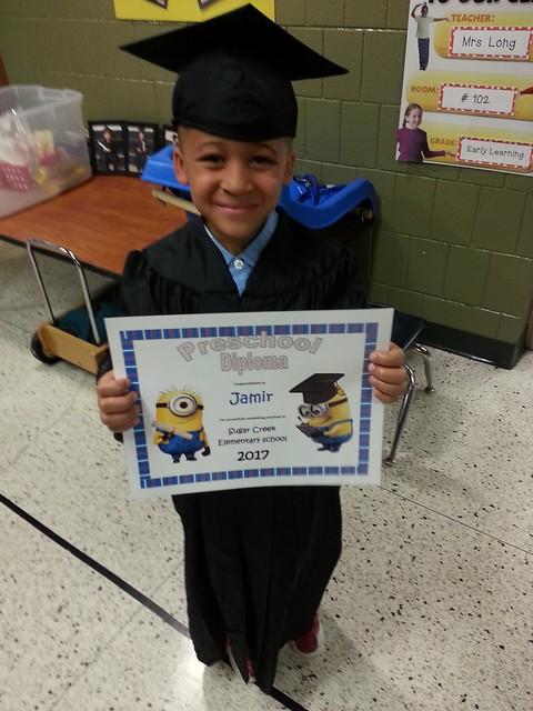 My Pre-School Graduate