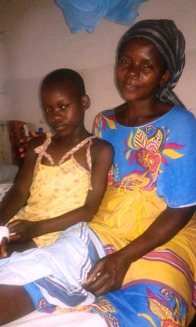 Zainabu & Mama Edna