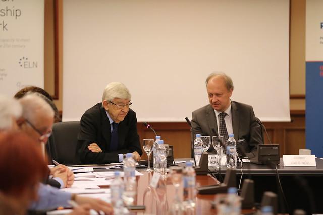 Встреча международной Рабочей группы проекта «Будущее Большой Европы»