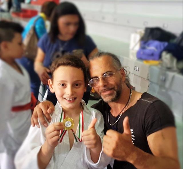 Noicattaro. Vittorie judo intero2