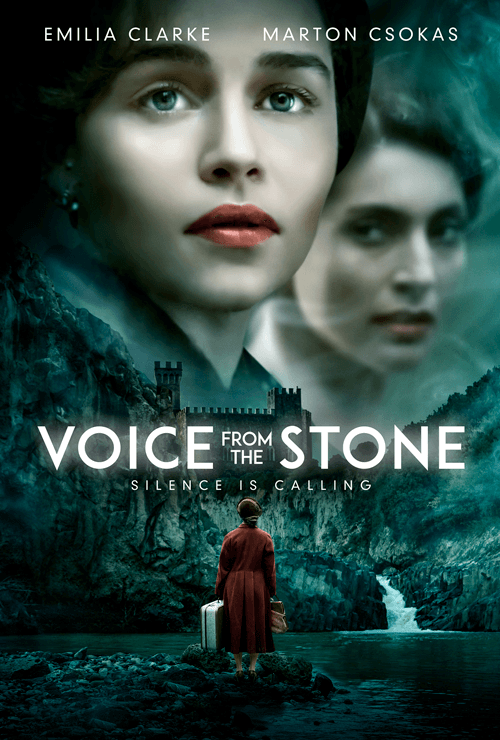 Voice from the Stone - Poster 1