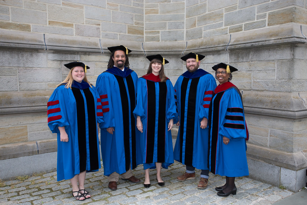 2017 Commencement   Princeton Theological Seminary   Flickr