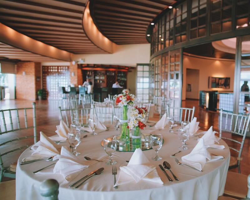 Eugenio Lopez Center weddings