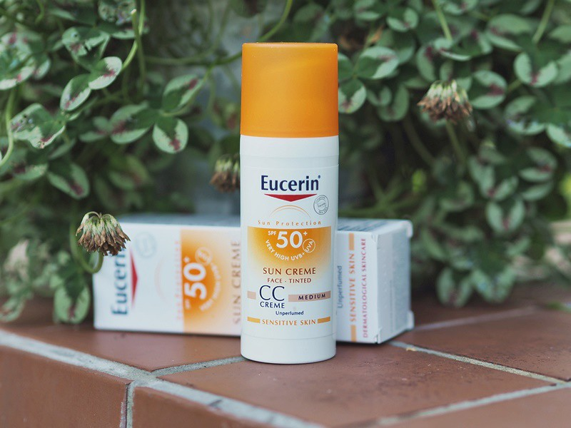 EUCERIN-CC-CREAM-sensitive-skin-cc-voide-aurinkosuoja-50