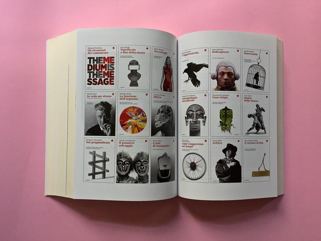 La Cultura, il Saggiatore, Milano 2016. Illustrazioni, in tre sezioni di tavole fuori testo, a colori [tavola 34 e 35 f. t.] (part.), 1