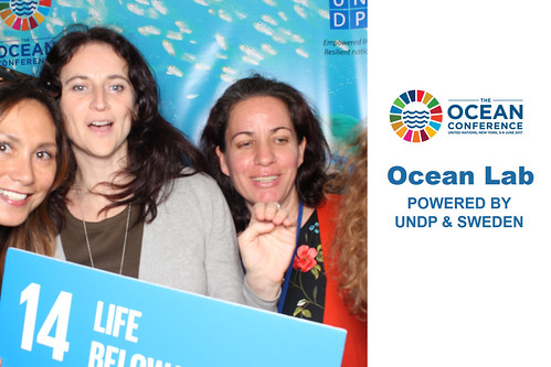 Ocean Lab Photo Booth - Day 5