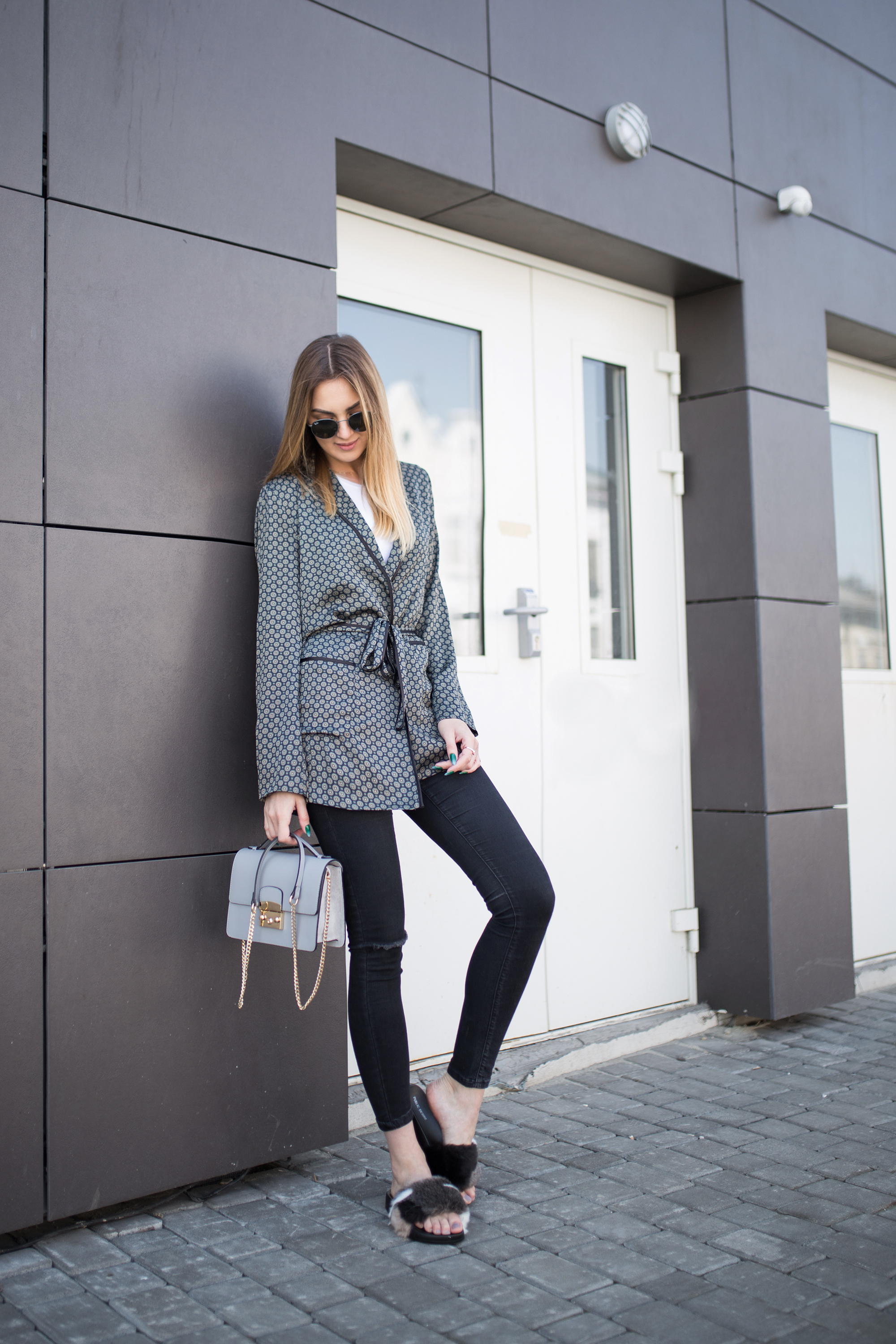 how-to-wear-pyjama-jacket-blazer-outfit-ideas