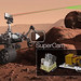 Scientist have found much higher concentrations of silica at some sites the Curiosity rover has investigated in the past seven months than anywhere else it has visited.