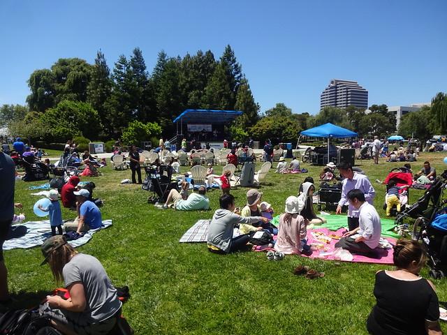 Foster City picnick