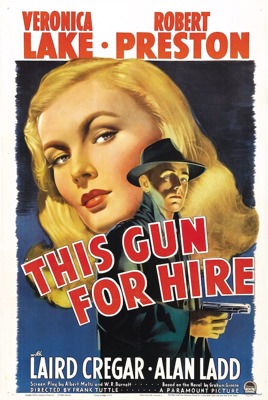 This Gun for Hire - Poster 1