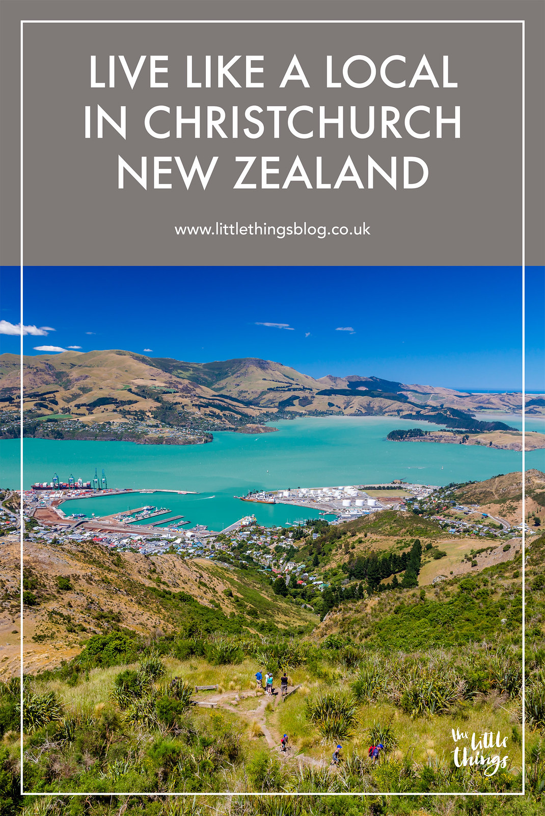 Live like a local in Christchurch New Zealand travel blogger UK