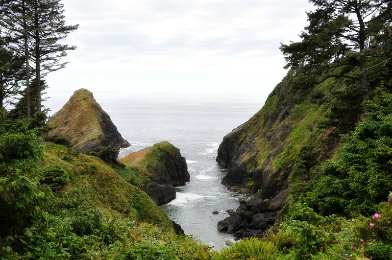 Another Heceta Head View @ Mt. Hope Chronicles