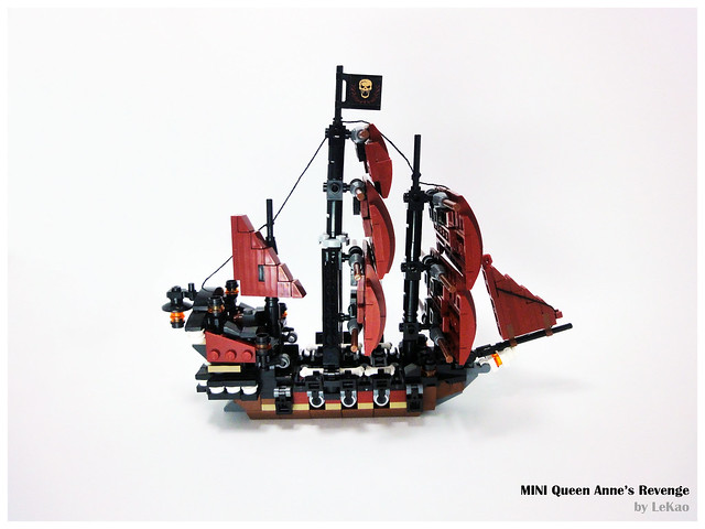MINI Queen Anne's Revenge