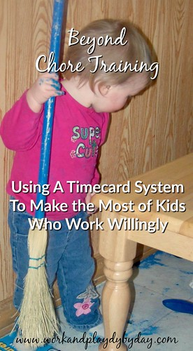 Timecard System