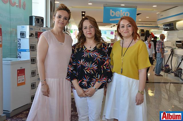 Ayşe Sadullahoğlu, Sevim Sadullahoğlu, Zehra Sadullahoğlu