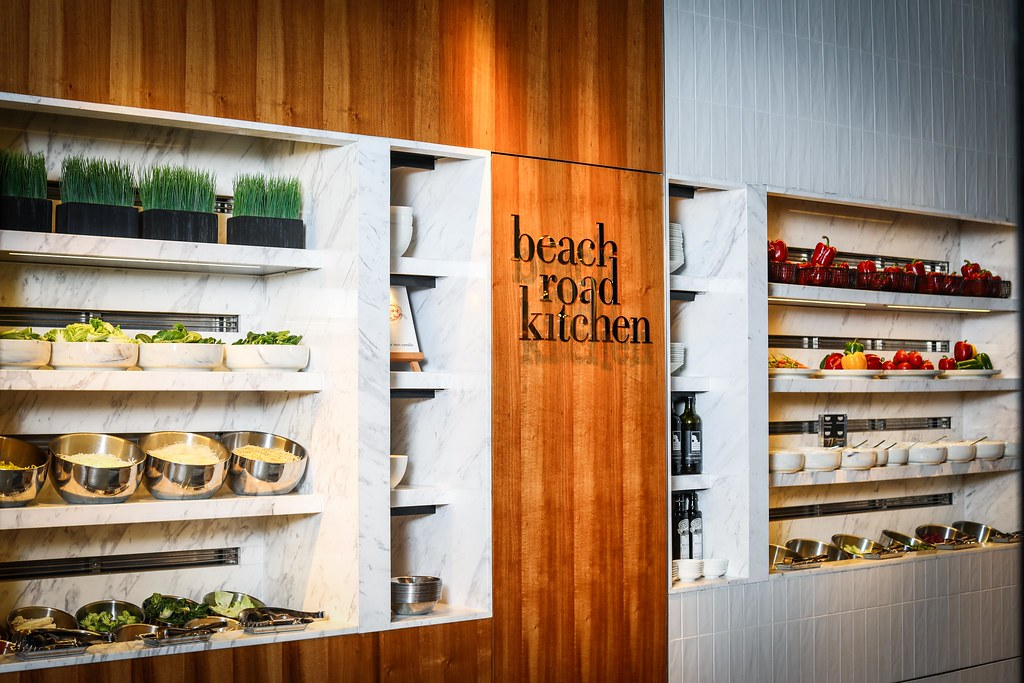 JW Marriott's Beach Road Kitchen