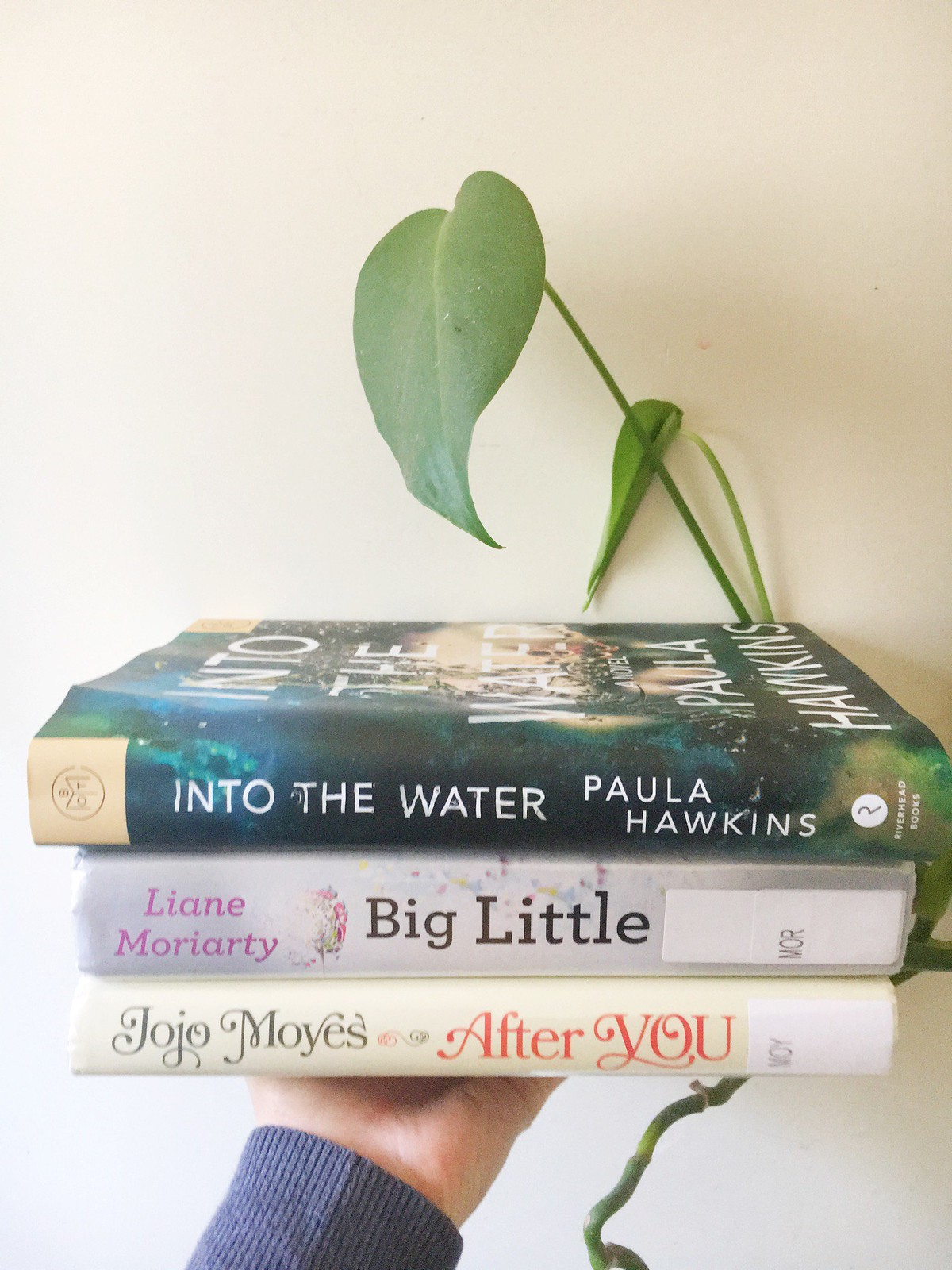 The {June} Book Report