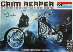 How to Build the Grim Reaper Chopper by Tom Daniels 1:8