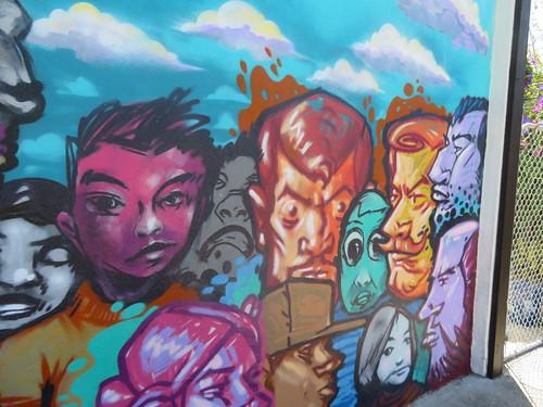 Japantown Mural