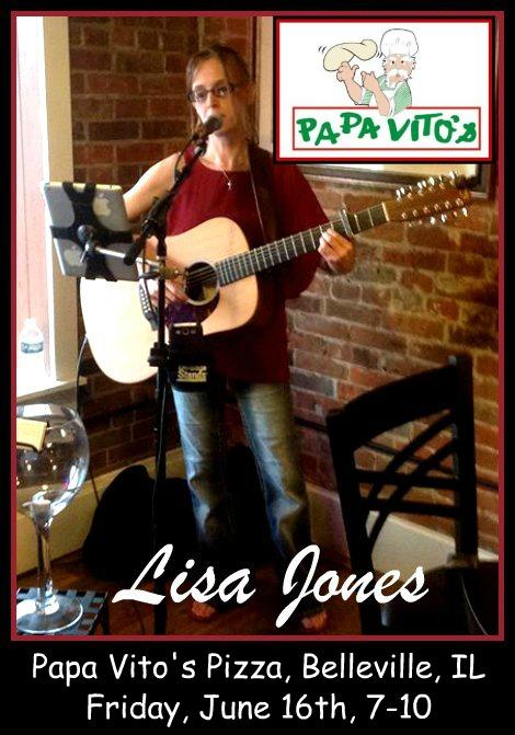 Lisa Jones 6-16-17