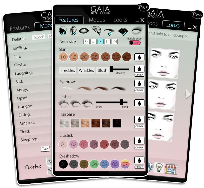 Laq - Gaia 1.0