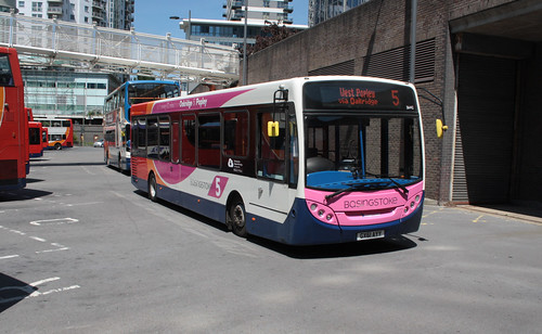 Stagecoach South 36442 GX61AVY
