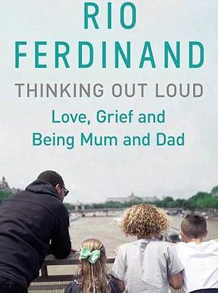 Rio Ferdinand viết hồi ký 2 năm sau khi vợ qua đời