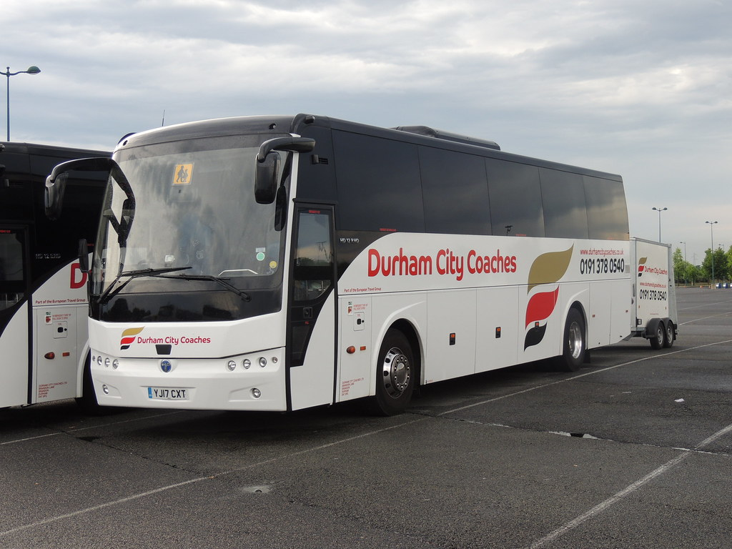Dscn9685 Durham City Coaches Ltd Durham Yj17 Cxt Temsa Sa Flickr