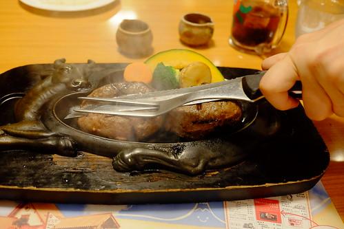 げんこつハンバーグ 炭焼きレストランさわやか 御殿場インター店 11