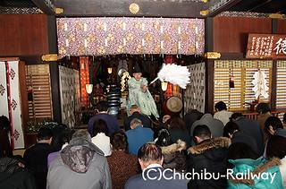 【参加者募集】8/26(土)秩父神社で昇殿正式参拝