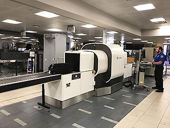 TSA maquinas CT (American Airlines)