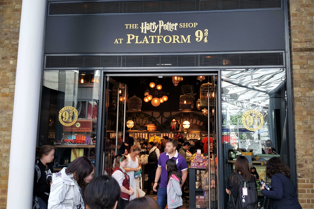 Harry Potter trip London 2017
