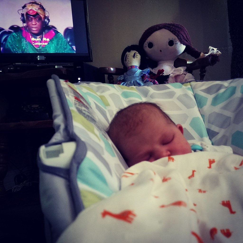 Una is receiving her first subliminal programming   by rickele