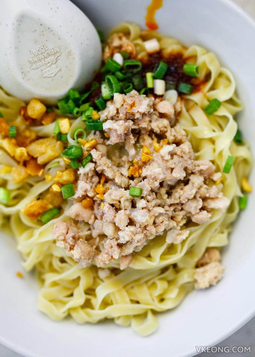 Mee Pok Lim's Kitchen Menjalara Kepong