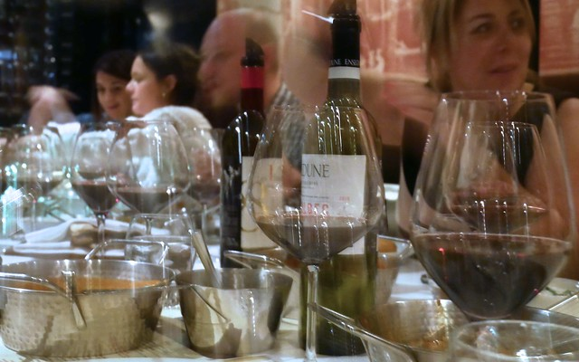 Dinner at Benares with Les Vignobles Foncalieu - P1050736